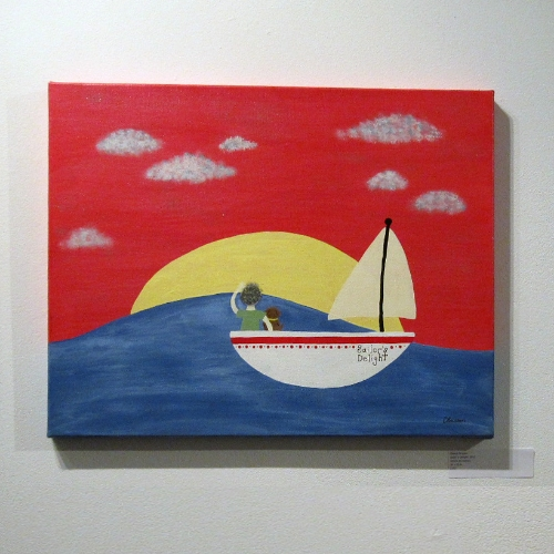 Cheryl Brisson: Sailor's Delight