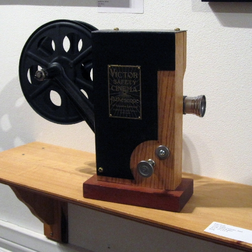 Allan Hirsh: Victor Safety Projector