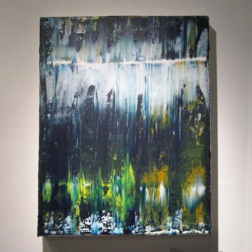 Paul Boultbee: Matrix (Waterfall)