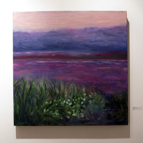 Claire Domitric: Amethyst Evening