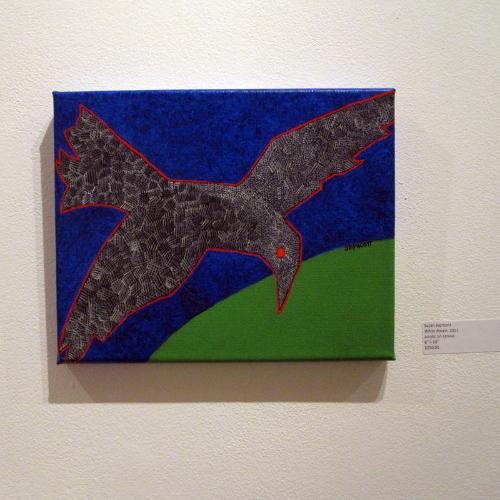 Susan Jephcott: White Raven