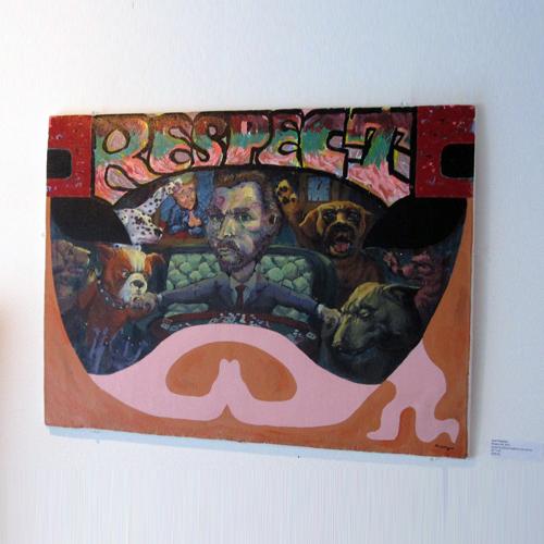 Jucar Raquepo: Respect #5