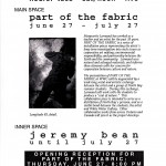 1996.06.27 - Larmand & Bean poster
