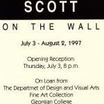 1997.07.03 - Scott poster