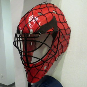 Kirk Titmuss - Spidermask