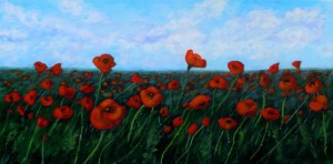 Wendie Donabie - Field of Remembrance