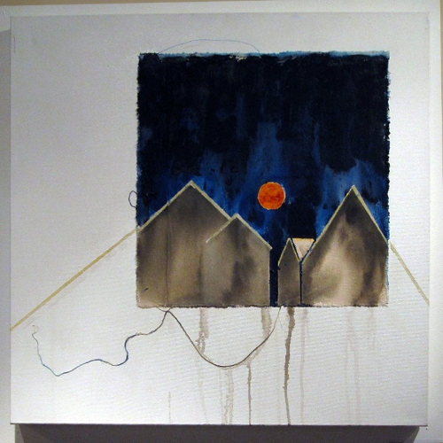 Chris Johnston: Red Moon Memory