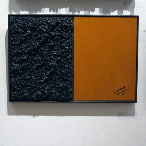 Rick Wade Cunnington: Icon (diptych)