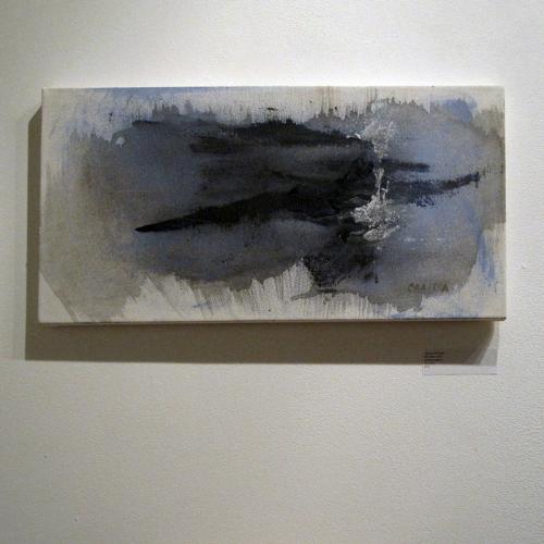 Carissa MacIntosh: Blue Trees