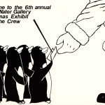 1982.12 -Sixth Annual Christmas Show - front