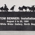 1984.08.02 - Benner, Tom - front