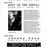 1996.06.27 - Larmand & Bean poster