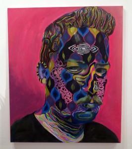 Geoff Mayne - Self-Portrait