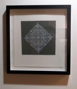 Sarah Hawley - Preserved Mosaic